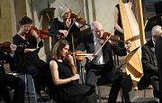 Koncert krakovské filharmonie v olomouckém kostele P.M. Sněžné slavnostně zahájil unikátní výstav