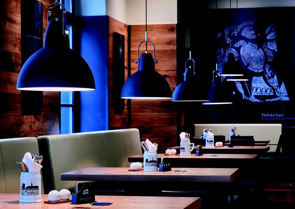 Restaurant U Mořice, Olomouc