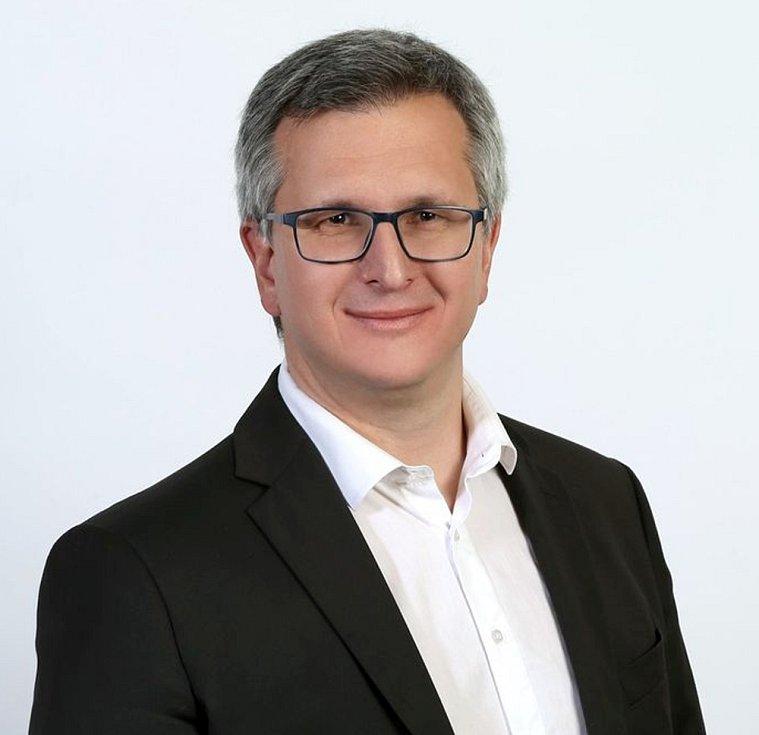 Ladislav Šulda, lídr KSČM v Olomoucké kraji