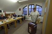 Volby ve Strukově - nejmenší obci ona Olomoucku
