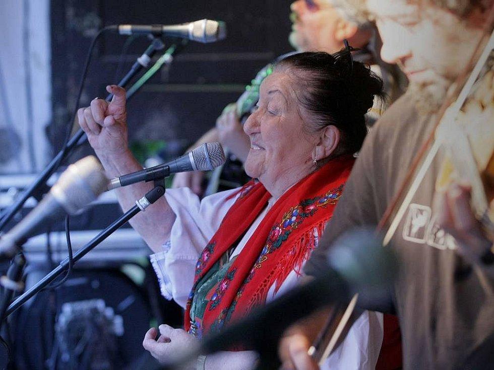 Jarmila Šuláková a Fleret