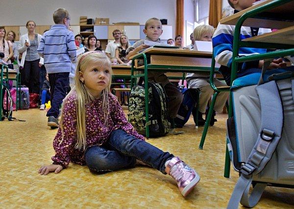 Zahájení školního roku na Základní škole sv. Voršily vOlomouci