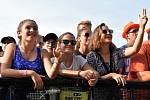 Wohnout. Hudební festival Hrady CZ 2019 na Bouzově