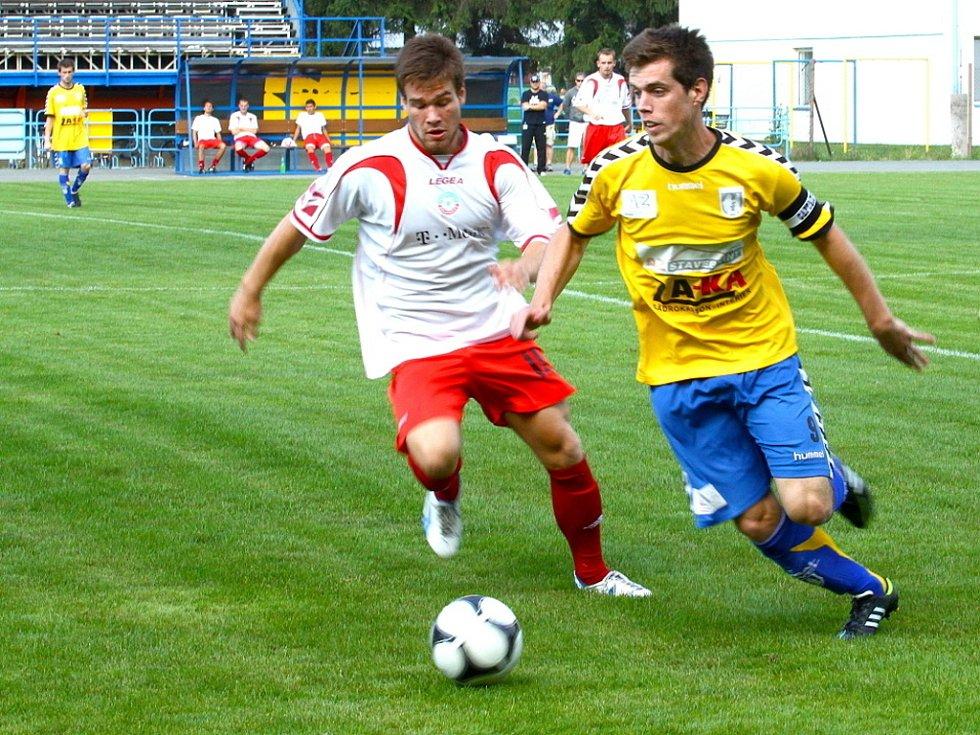 Fotbal Litovel - Želatovice