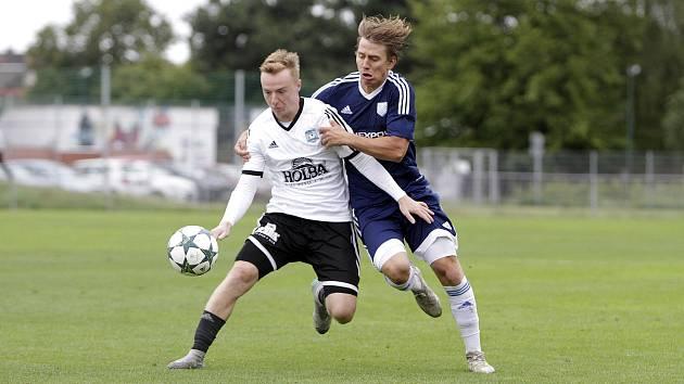 Fotbalisté Uničova jdou v poháru na Rýmařov.
