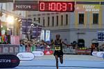 Olomoucký půlmaraton 2018: druhý v pořadí Jamal Yimer z Etiopie