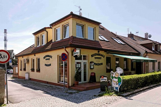 Restaurace a Penzion Garnet, Olomouc