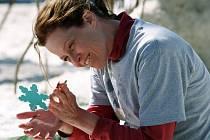 Herečka Sigourney Weaver.