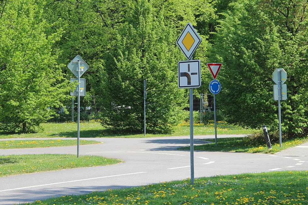 Centrum Semafor v Olomouci má opět otevřeno, návštěvníci si mohou půjčit kola, elektrokola, koloběžky i šlapací káry. 12. května 2021