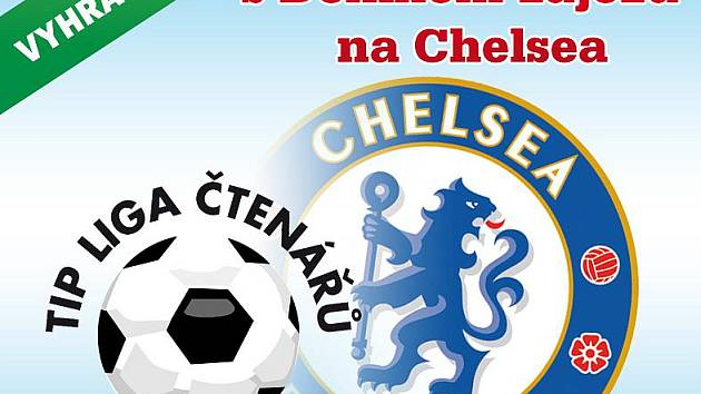 Tipliga Deníku: hra o zájezd na Chelsea