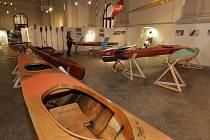 Výstava 100 let kanoistiky ve Vlastivědném muzeu Olomouc