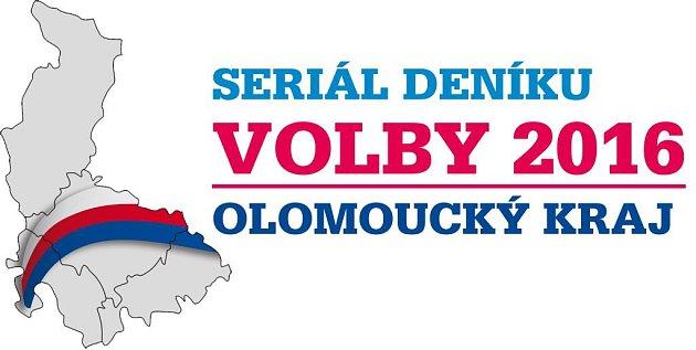 Krajské volby 2016.Logo