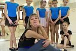 Baletní škola Iriny Popové v Olomouci