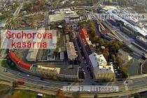 Sochorova kasárna v Olomouci