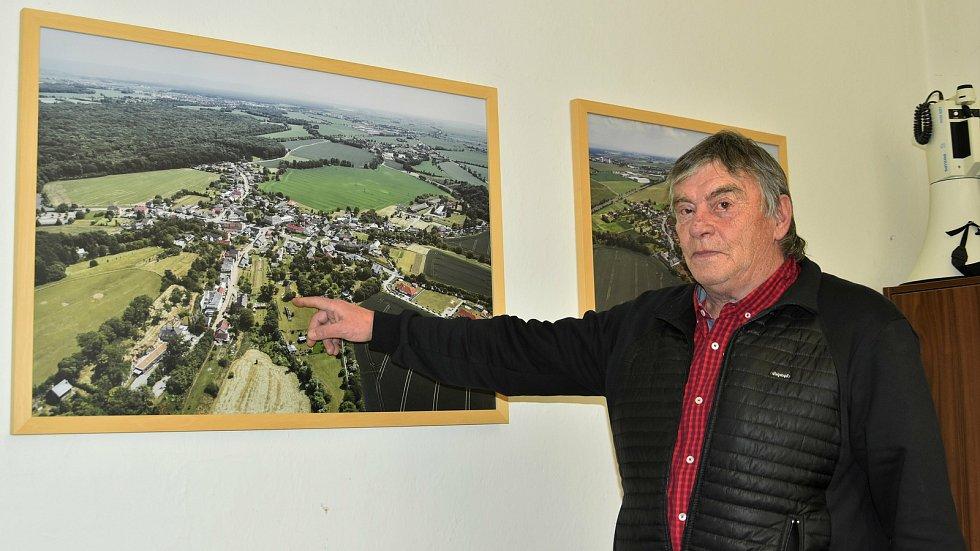 Jiří Pekař, starosta Mladče