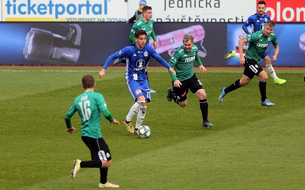 SK Sigma vs.  FK Jablonec - 7. 3. 2020