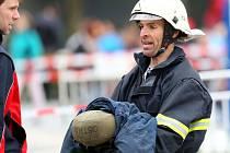TFA Olomouc 2014 – soutěž o nejtvrdšího hasiče u RCO