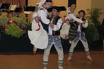 Hanácké bál v Regionálním centru Olomouc