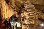 Javoříčské jeskyně - Dóm gigantů