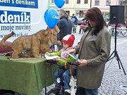 Den s Deníkem v Litovli.