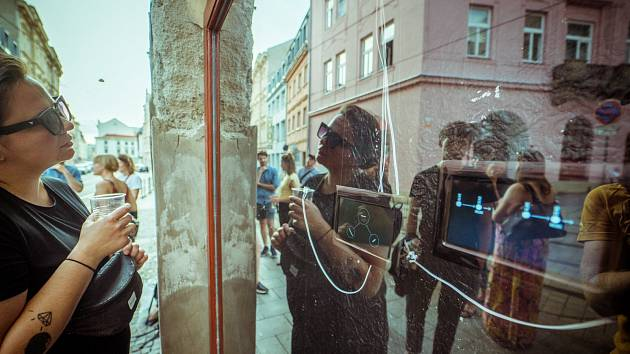 Procházka XY oživuje Olomouc