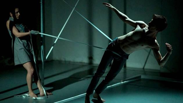 Taneční představení UN - Marie Gourdain a Florent Golfier