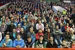 Předposlední kolo baráže o extraligu: Olomouc vs. Mladá Boleslav