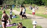 Léto na olomouckých Poděbradech