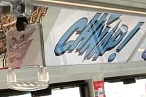 Velkou výstavu Káji Saudka připomene v Olomouci i výzdoba tramvaje