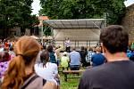 XI. ročník festivalu vojenské historie na Helfštýně, 18. července 2021.