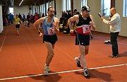 Hlavenka (č. 1) zvítězil v chůzi na 3 km