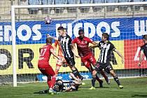 Fortuna liga - Dynamo České Budějovice - Sigma Olomouc
