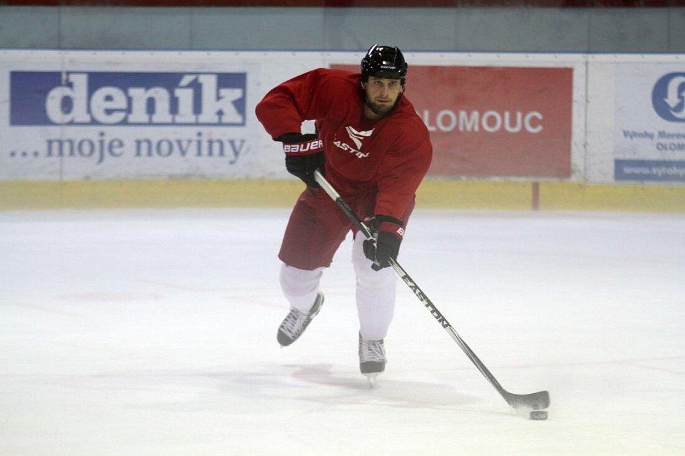 Trénink HC Olomouc