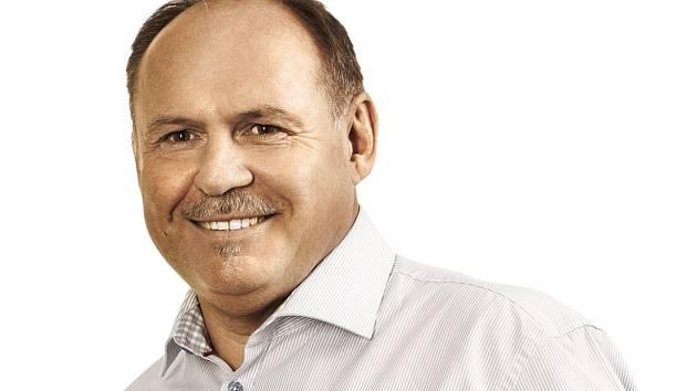 Olomoucký hejtman Ladislav Okleštěk, volební lídr ANO v Olomouckém kraji