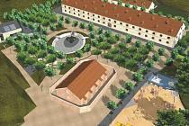Vizualizace Pevnosti poznání. Zdroj: PřF UP Olomouc