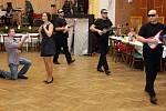 Obecní ples ve Velkém Týnci na filmové téma