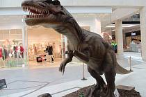 Dinosauři v OC Šantovka