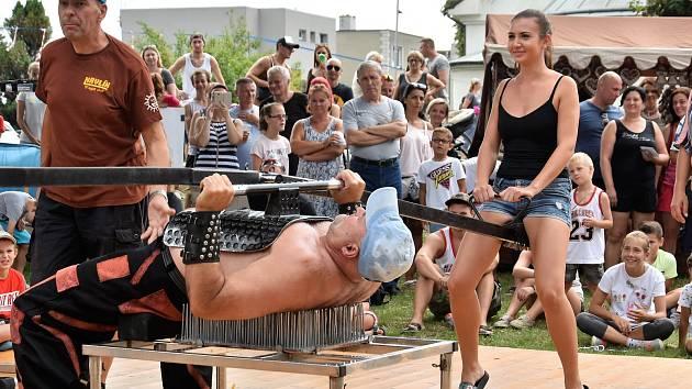 Hody sv. Vavřince ve Štěpánově, 9.-11. 8. 2019