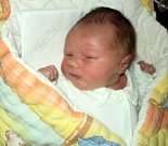 Jaroslav Zítka, Břidličná, narozen 29. listopadu ve Šternberku, míra 51 cm, váha 3840 g