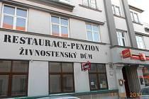Restaurace ŽIVNOSTENSKÝ DŮM, Konice