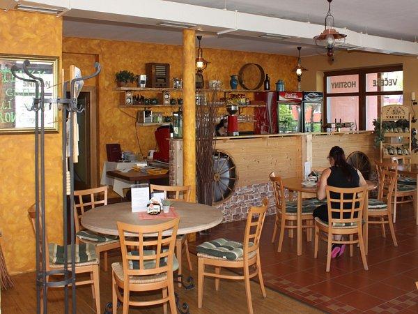Restaurace hotelu Cementář, Hranice