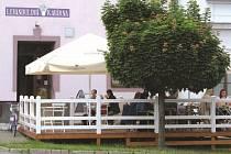 Levandulová kavárna Zábřeh