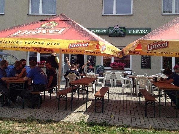 31. Restaurace UKevina, Postřelmov