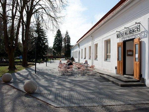 Lázeňská restaurace Slatinice