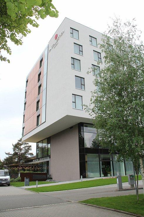 Hotel NH Collection Olomouc Congress má za sebou náročnou rekonstrukci. Květen 2021