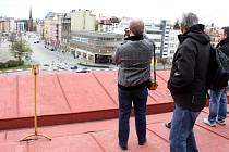 Prohlídka Husova sboru v Olomouci