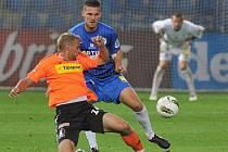 Liberec (v modrém) vs. Sigma