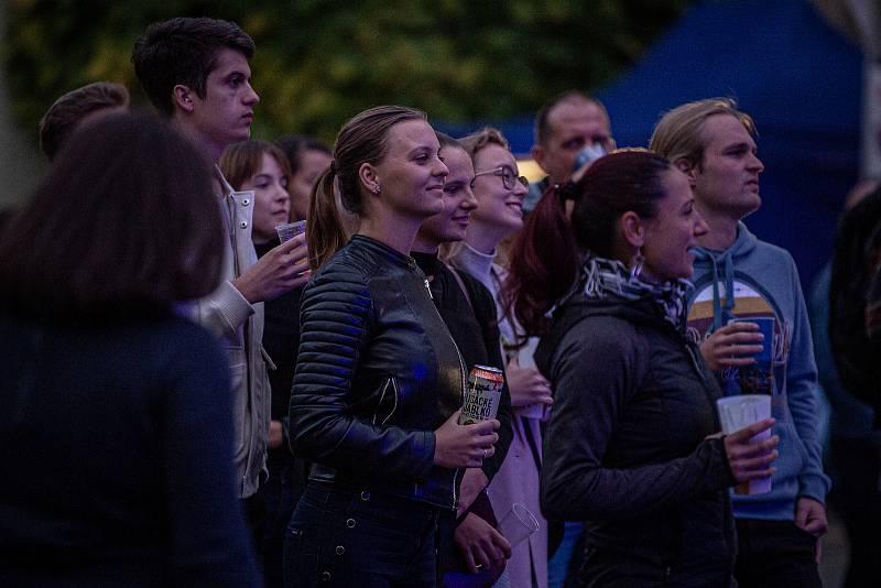 MEET UP - festival Univerzity Palackého v Olomouci, program na Zbrojnici 22. září 2021