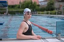 Olomoucká plavkyně Barbora Janíčková pojeden a olympiádu do Tokia. Vybojovala si místo v české štafetě na 4x100 m volný způsob.