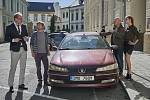 Filmová komedie Miloslava Šmídmajera Případ mrtvého nebožtíka se natáčela v Olomouci.